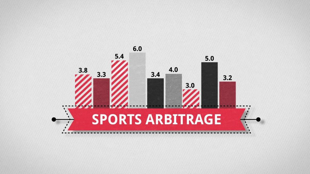 sports arbitrage in live bets